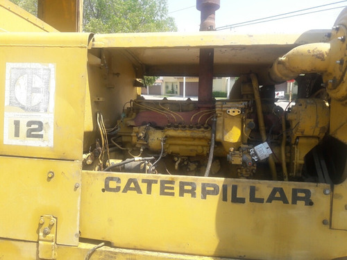 remato¡¡¡   motoconformadora caterpillar f12