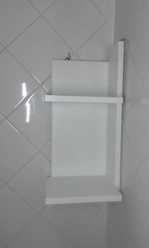 remato mueble para baño de madera, organizador de baño