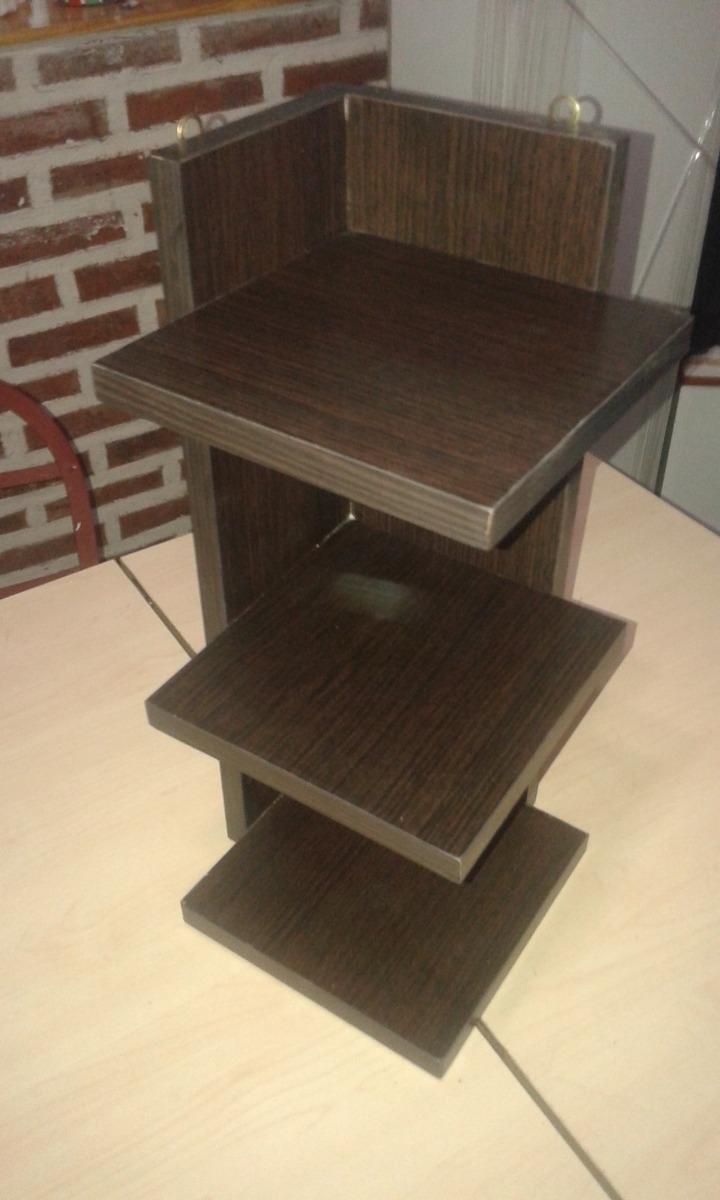 Remato Mueble Para Ba O De Madera Organizador De Ba O 360 00  # Muebles Rinconera Bano