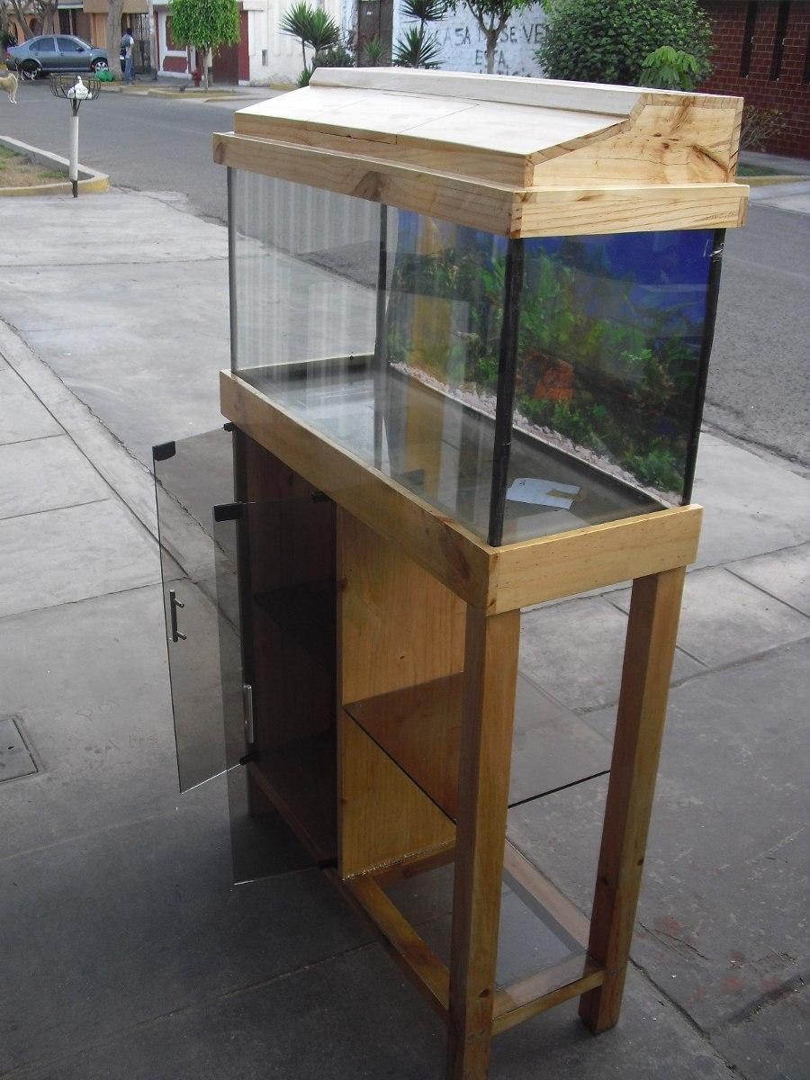 Remato mueble tapa y pecera s 340 00 en mercado libre - Muebles tapa tapa ...