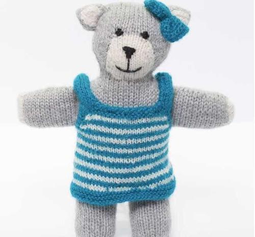 remato muñecos tejidos a mano distintos modelos bebes  niños