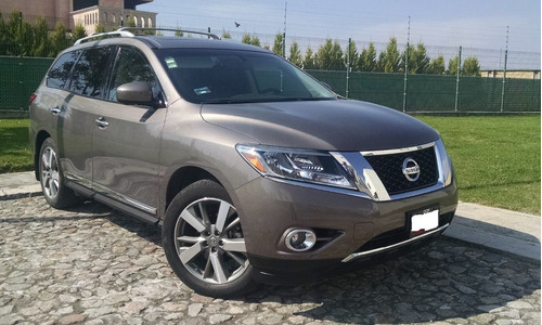 remato pathfinder 2014 np exclusive c/garantía ext. 2020