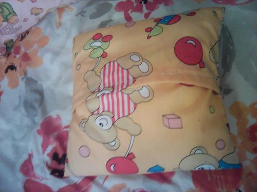 remato por cierre de tienda ultimas almohadas para bebes