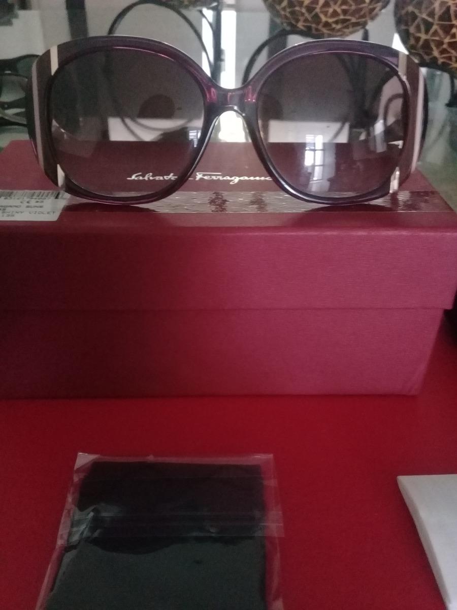 Remato Preciosas Gafas Salvatore Ferragamo Seminuevas - $ 1,290.00 ...