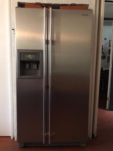 remato refrigerador/congelador samsung 28'' seminuevo