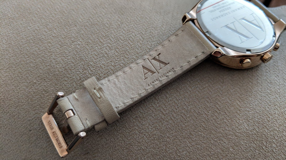 450d8e2267af remato reloj armani exchange ax5504 dama perfecto estado ori. Cargando zoom.