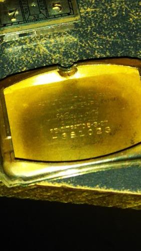 remato reloj hamilthon orijinal de antes de lis 50''s,