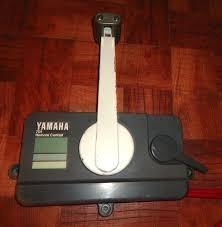 remato  respuestos de lancha control  mando yamaha 701