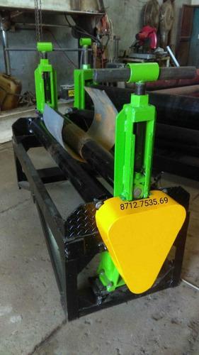 remato roladora de lamina cal. 10 o 1/8 x 4 pies