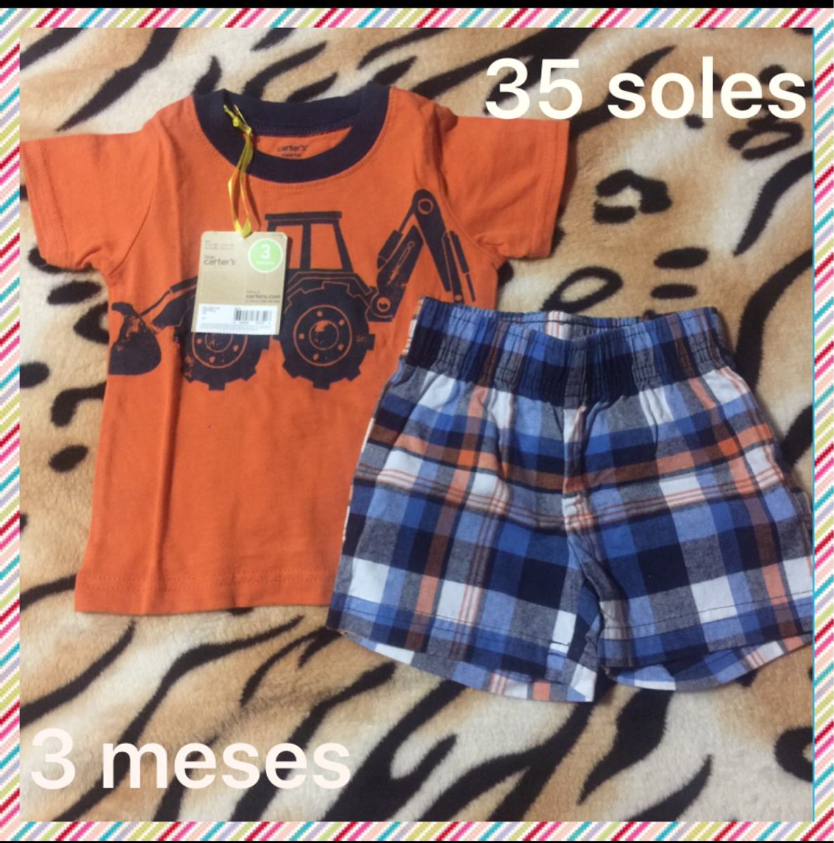 cfc384c4fa3 remato - ropa bebe prematuro   rn   0-3 meses - ver precios. Cargando zoom.