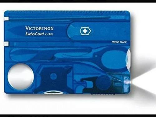 remato tarjeta swisscard lite  victorinox nueva