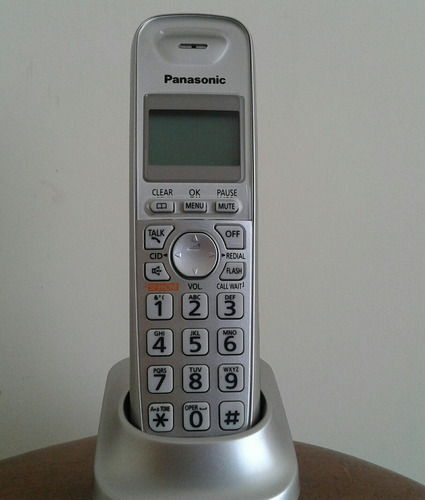 remato telefono anexo inalambrico panasonic  kx-tg4023