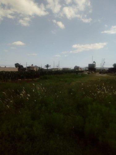 remato terreno en san bernardino  4242 metros cholula puebla