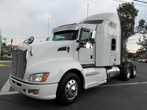 remato tractocamion kenworth t660 2011