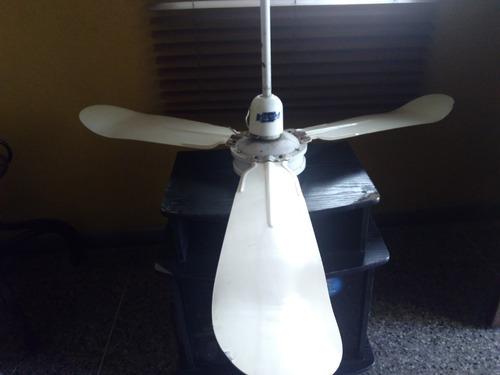 remato ventilador de techo 110v blue cross sin regulador vel