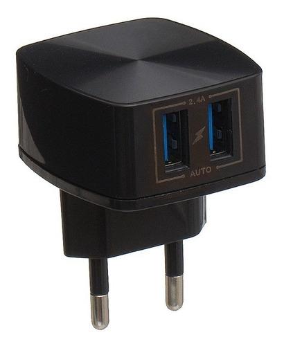 remax cargador tipo c 2.4a 2 usb rp-u215 - phone store