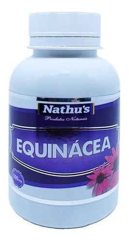 remédio para aumentar imunidade equinácea - 120 capsulas