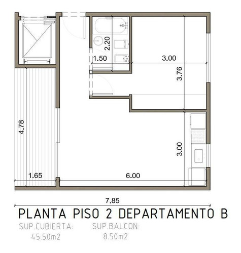 remedios 3054 1 a ultimo disponible 4 amb a estrenar 2 cocheras- flores