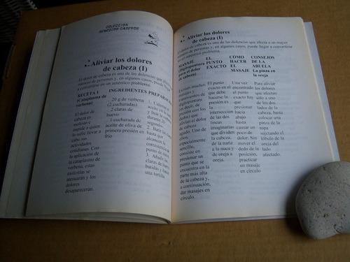 remedios caseros . año 1 nro 1 .  colección buena salud