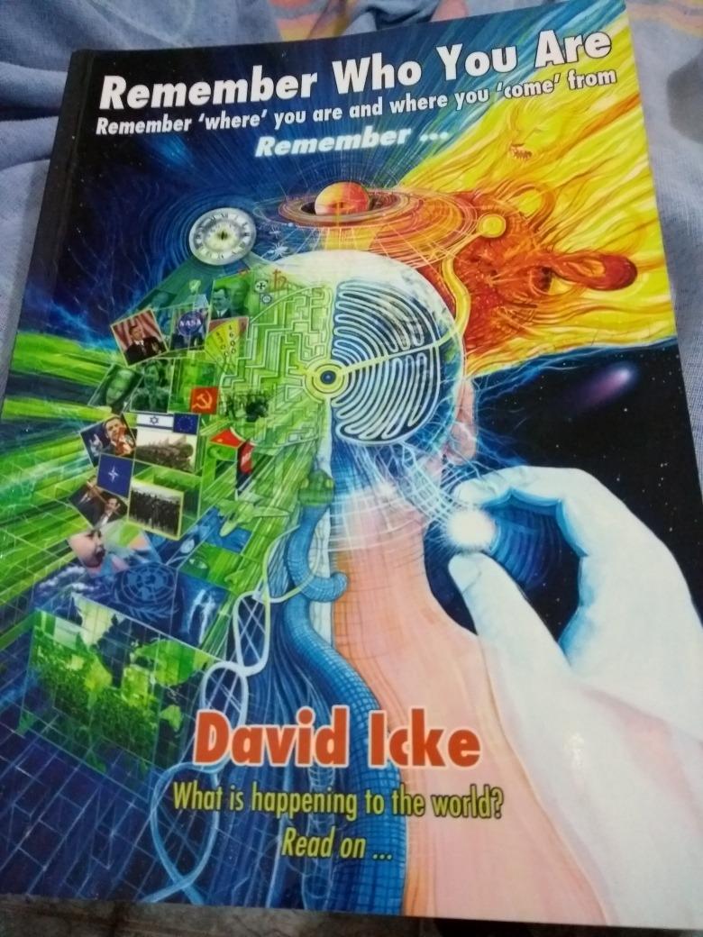 Remember who you are david icke livro fsico original r 8900 carregando zoom fandeluxe Image collections