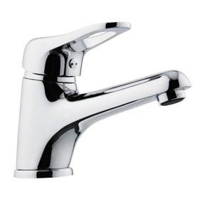 2 L x 1.77 W Remer TE16US Bathroom Sink Faucet