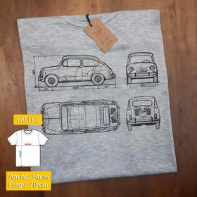 Remera - Fiat 600