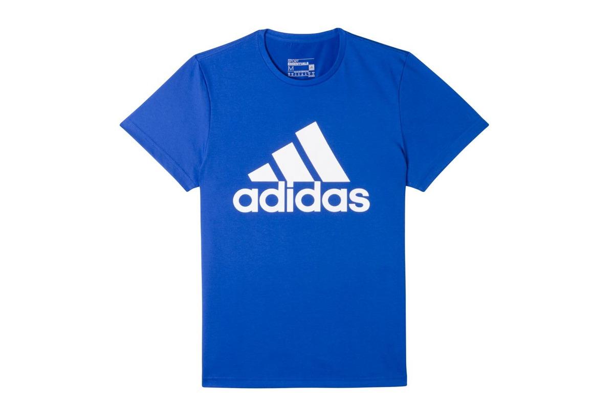 meet 742ba 38e81 remera adidas athletics logo tee azbl. Cargando zoom.