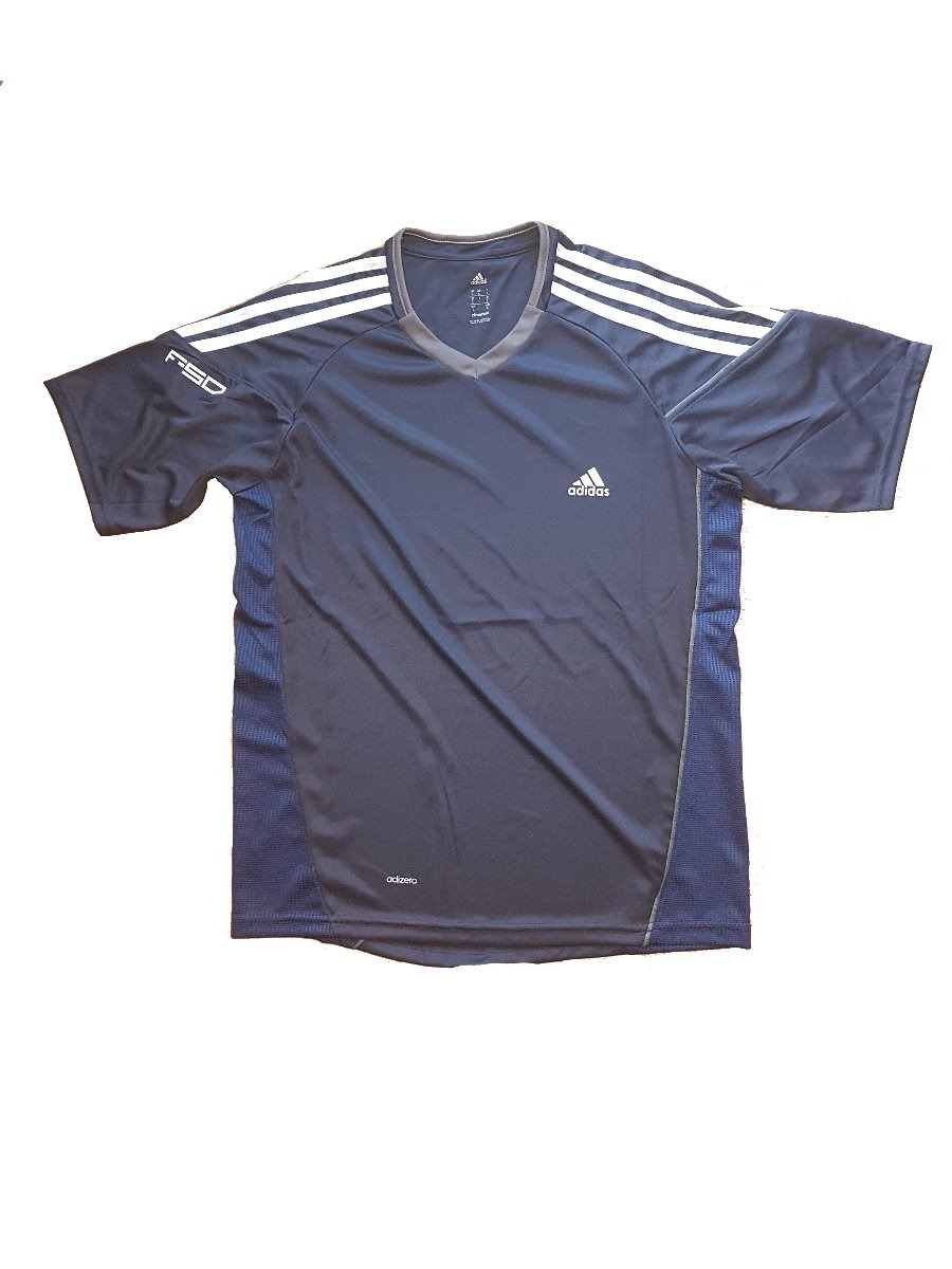 camiseta adidas dry fit