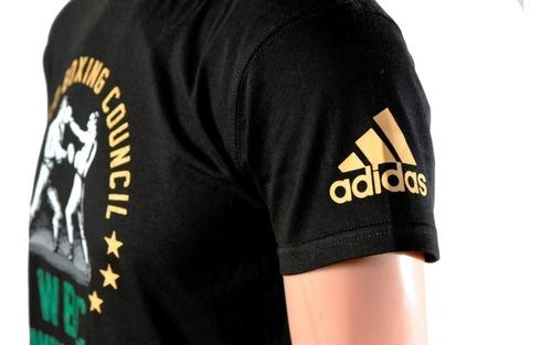 remera adidas entrenamiento boxeo algodon box boxing marcial