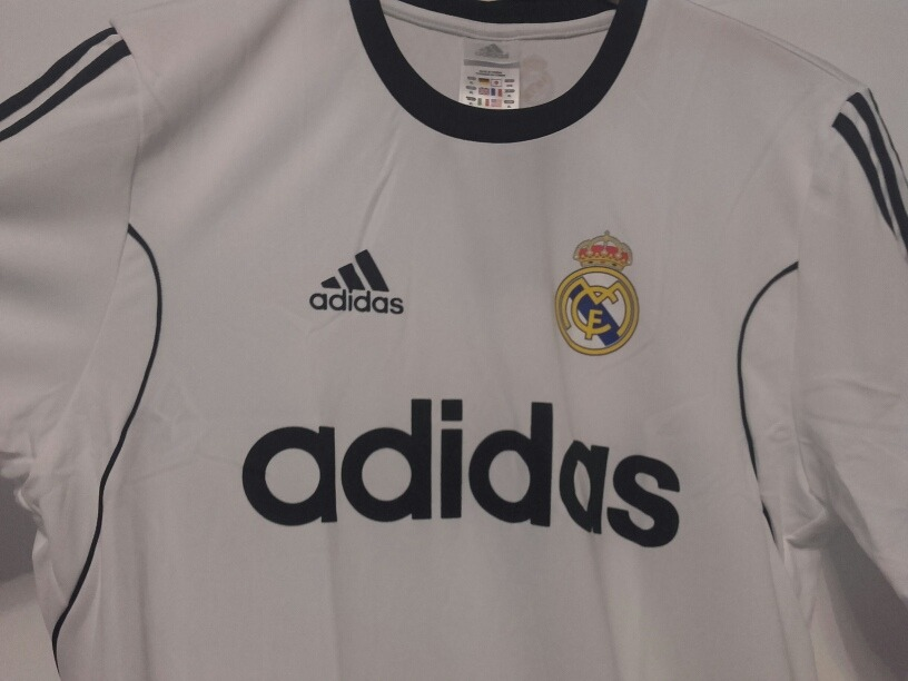 remera adidas real madrid original 100%. Cargando zoom. 681941a2714e5
