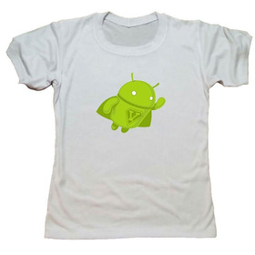 Remera Android Mod 1 Hotarucolections
