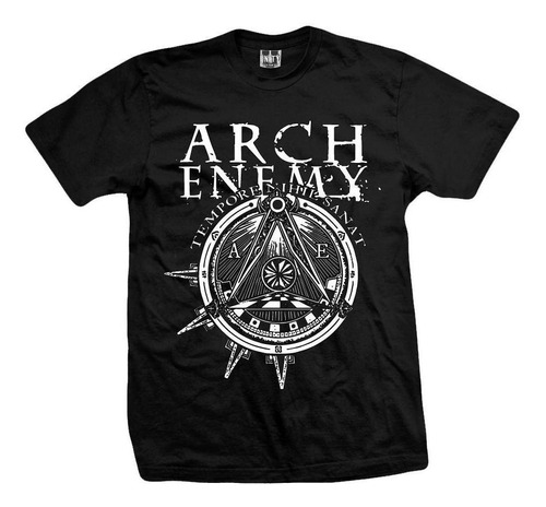 remera arch enemy  tempore