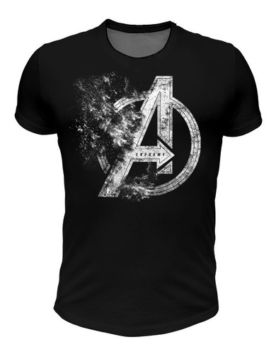 remera avengers endgame (no achica y no decolora) full print