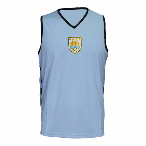 remera basket auf uruguay | rincón del hincha