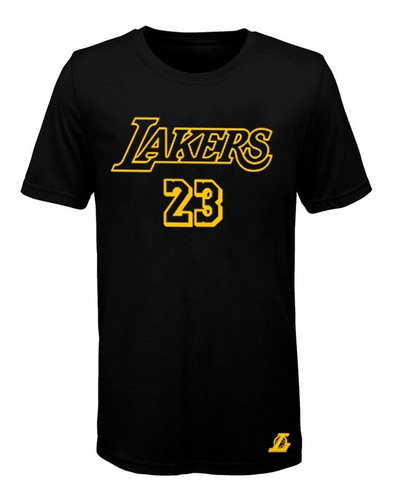 remera basket nba los angeles lakers (003) #23 lebron james