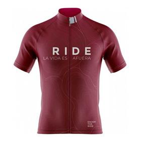 Remera Bicicleta Ciclismo Jersey Unisex Salpa