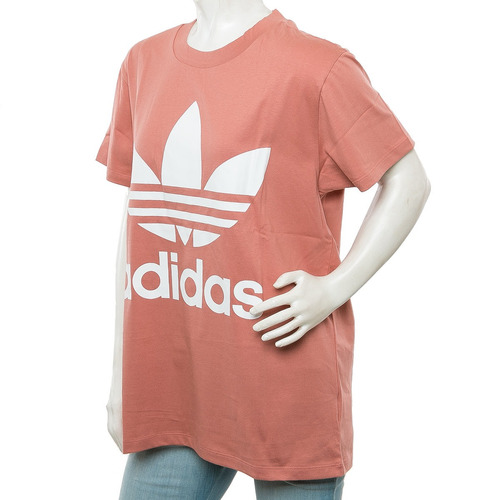 remera big trefoil adidas originals tienda oficial