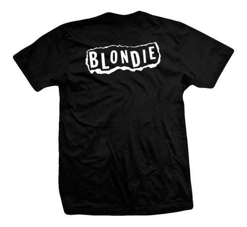 remera blondie  call me