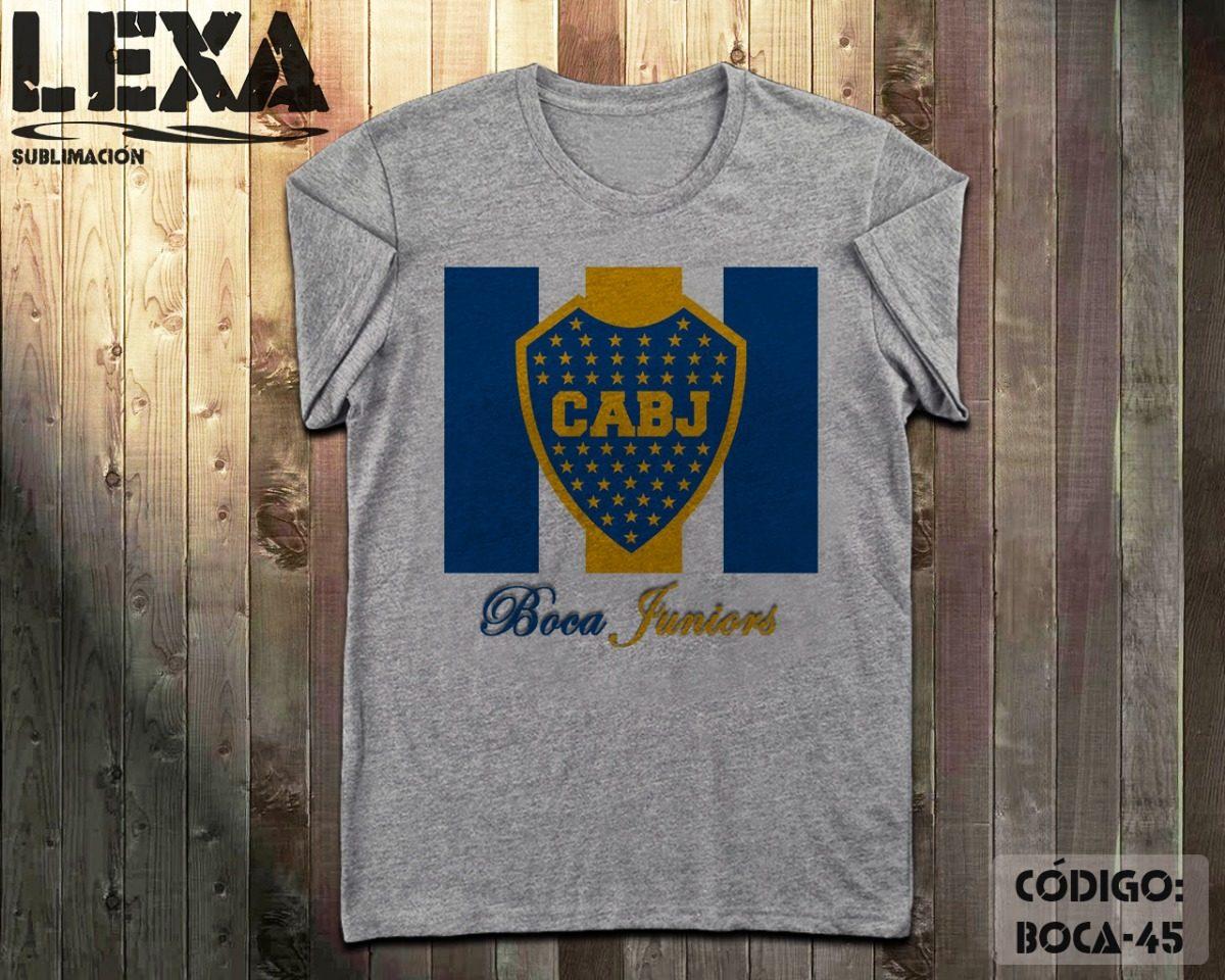 Remera Boca Juniors Boca-45 -   320 ab7e878950279