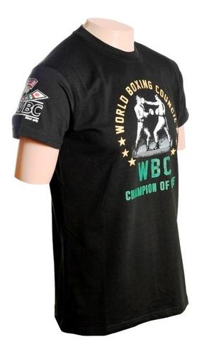 remera boxeo box marcial