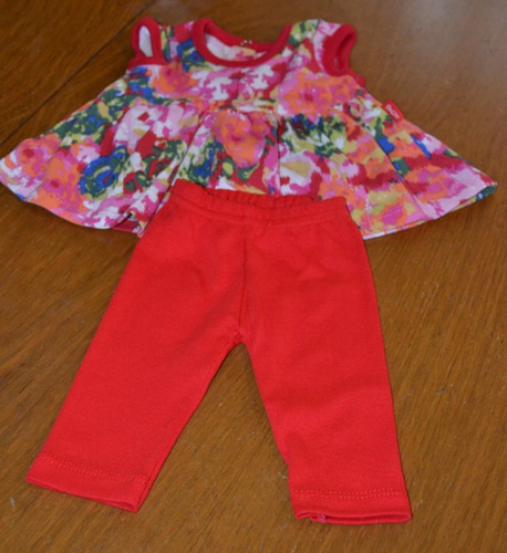 remera + calza pachi 3 modelos 0-6 meses. little treasure.