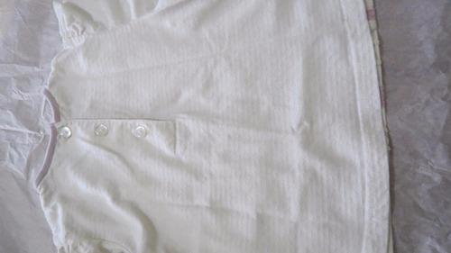 remera camisa manga larga nena importada 24 mess cherokee