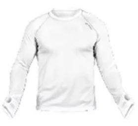 remera camiseta termica ls2 e2f bajo cero polyester fas moto