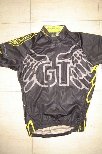 remera ciclismo gt