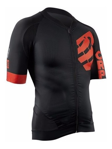remera compresión compressport maillot ciclismo on/off h
