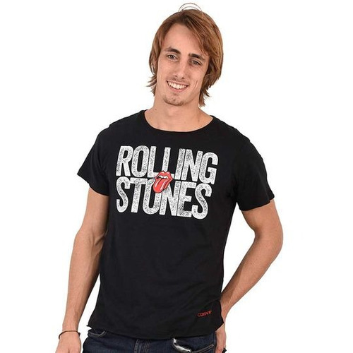 remera converse the rolling stones rnr2241