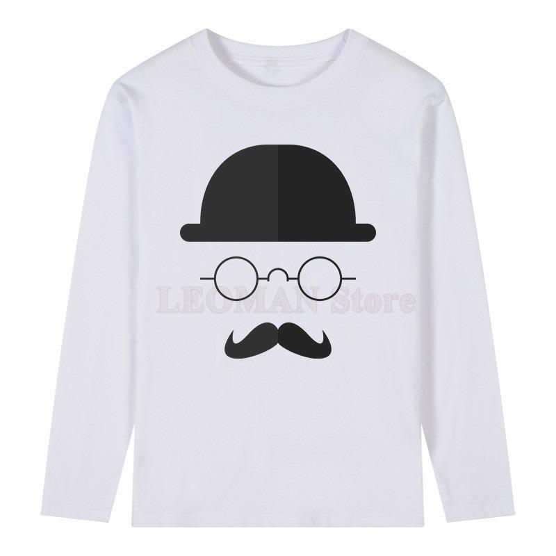 Remera Creativo Gafas Sombrero Barba Personalizada Dibujos - $ 300 ...