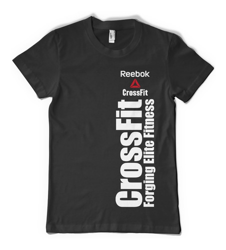 remera crossfit  forging elite fitness