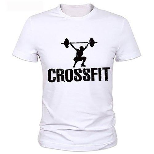 remera crossfit halterofilia t-shirt camiseta 6 estilos la