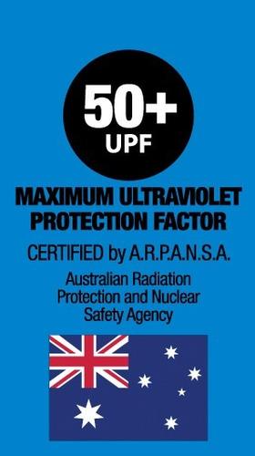 remera de agua filtro solar protección uv manga corta